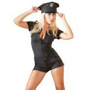 Cottelli Poliisin Lyhyt Haalariasu