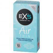EXS Air Thin Kondomit 12 kpl