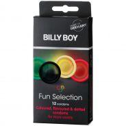 Billy Boy Fun Selection Kondomit 12 kpl
