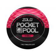 Zolo Pocket Pool 8-Ball Itsetyydytin