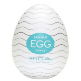 TENGA Egg Wavy Masturbaattori
