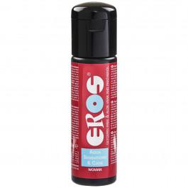 Eros Woman Aqua Vesipohjainen Liukuvoide 100 ml