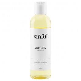 Sinful Manteli Hierontaöljy 200 ml