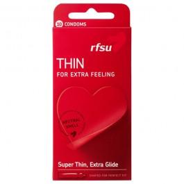 RFSU Thin Kondomit 10 kpl