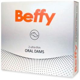 Beffy Oral Dams Suuseksisuojat