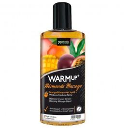 Joydivision WARMup Lämmittävä Maustettu Hierontaöljy 150 ml