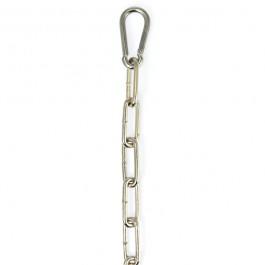 Rimba Metalliketju Karbiinihaoilla 200 cm