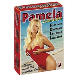 Pamela Kolmiaukkoinen Pumpattava Seksinukke