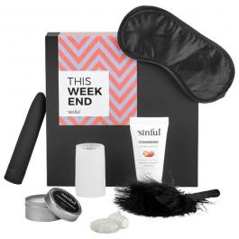 Sinful This Weekend Seksilelupakkaus ja A-Z Opas