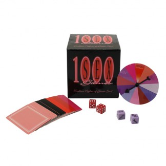 1000 Sex Games Englanninkielinen Peli