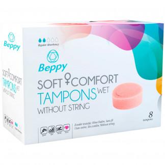 Beppy Wet Comfort Tamponit 8 kpl