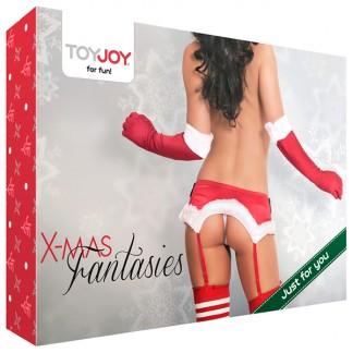Xmas Fantasies Seksilelupaketti
