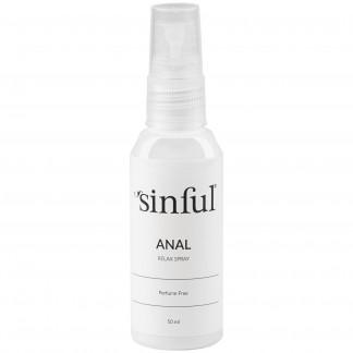 Sinful Anuksen Rentoutussuihke 50 ml