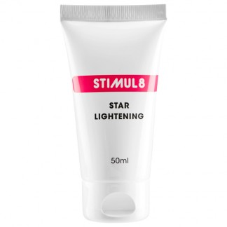 Stimul8 Star Intimate Skin Vaalentava Anaalivoide 50 ml