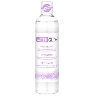 Waterglide Tingling Stimuloiva Liukuvoide 300 ml