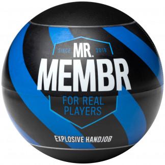 Mr. Membr Explosive Handjob