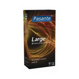 Pasante Large Kondomit 12 kpl
