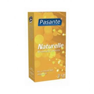 Pasante Naturelle Kondomit 12 kpl