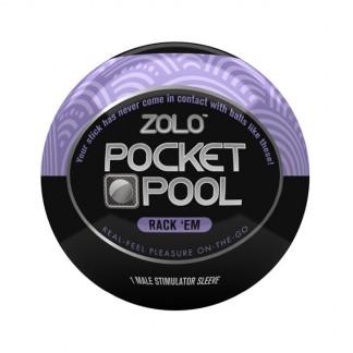 Zolo Pocket Pool Rack Em Itsetyydytin