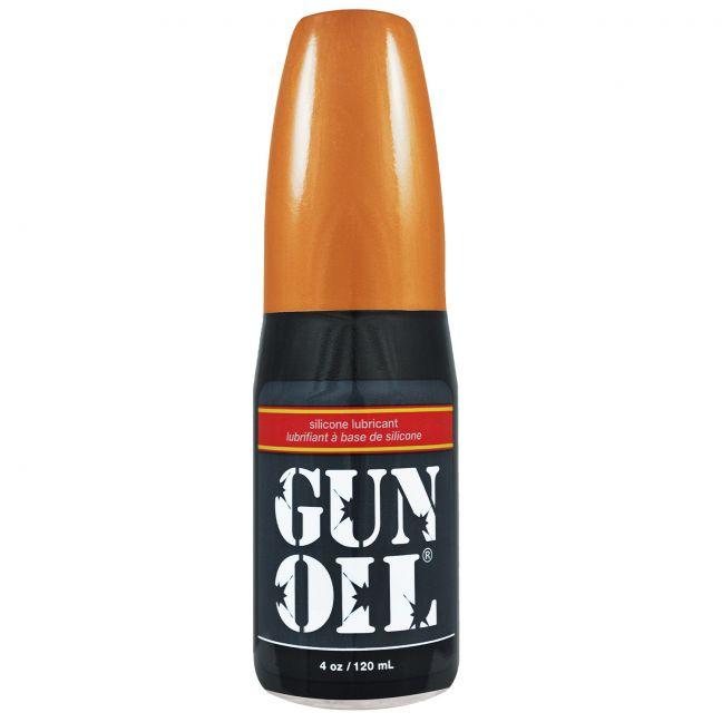 Gun Oil Silikonipohjainen Liukuvoide 118 ml
