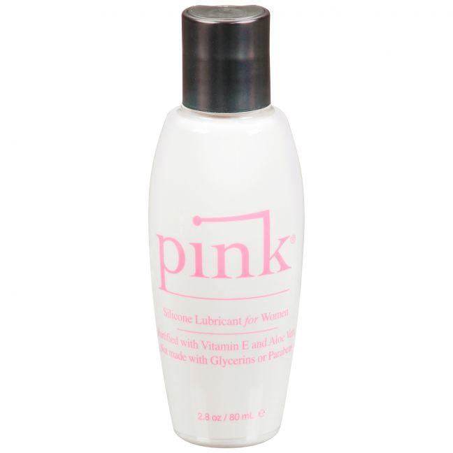Pink Silikonipohjainen Liukuvoide 80 ml