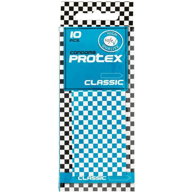 Protex Classic Regular Kondomit 10 kpl -TESTIVOITTAJA