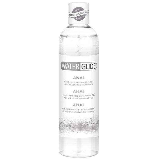 Waterglide Anal Liukuvoide 300 ml
