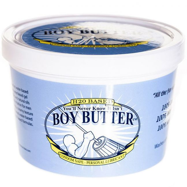 Boy Butter H2O Vesipohjainen Liukuvoide 118 ml