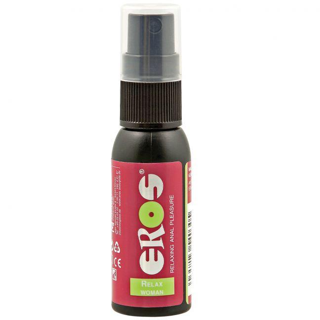Eros Relax Woman Anuksen Rentoutussuihke 30 ml