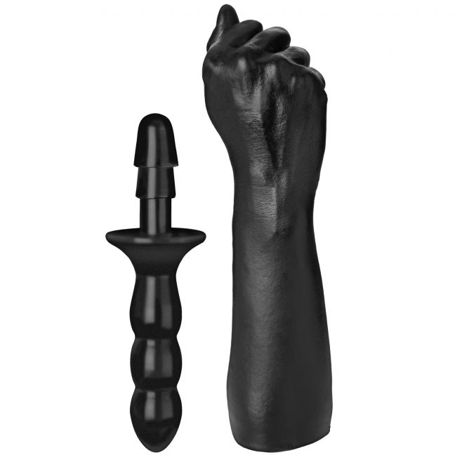 TitanMen The Fist Fistausnyrkki Vac-U-Lock-kahvalla