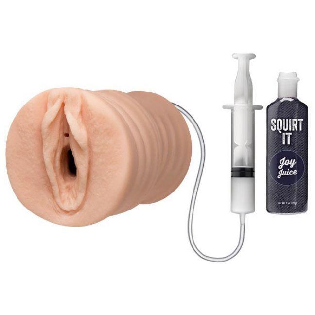 Doc Johnson Squirt It Squirting Pussy Masturbaattori