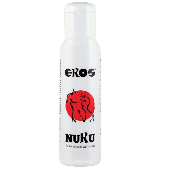 Eros Nuru Hierontageeli 250 ml