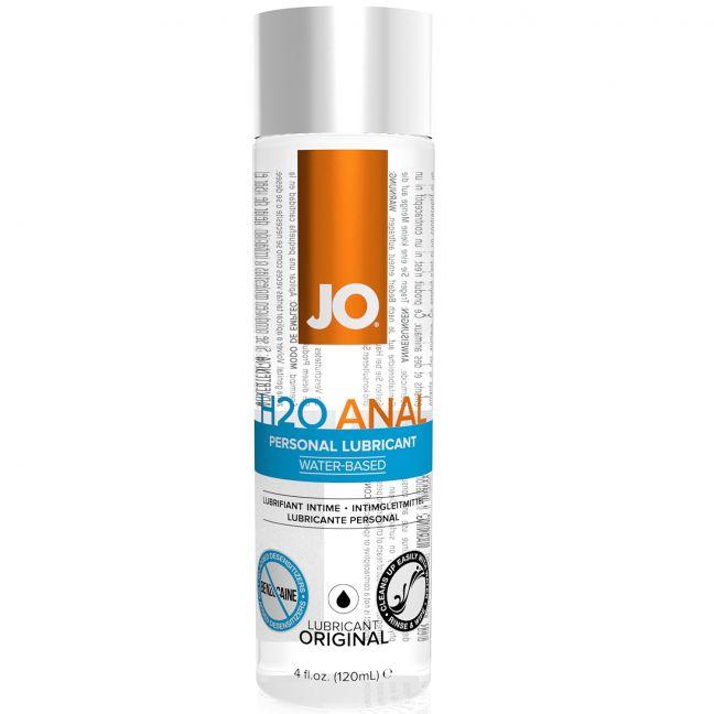 System JO H2O Anaaliliukuvoide 120 ml