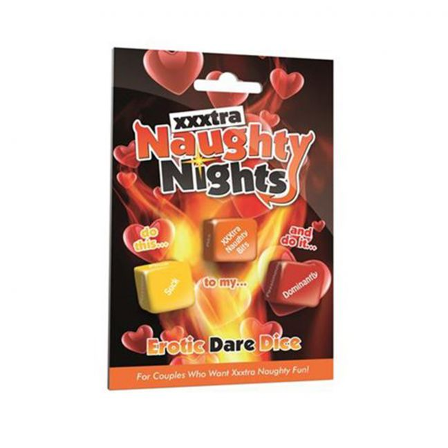 XXXtra Naughty Nights Noppapeli