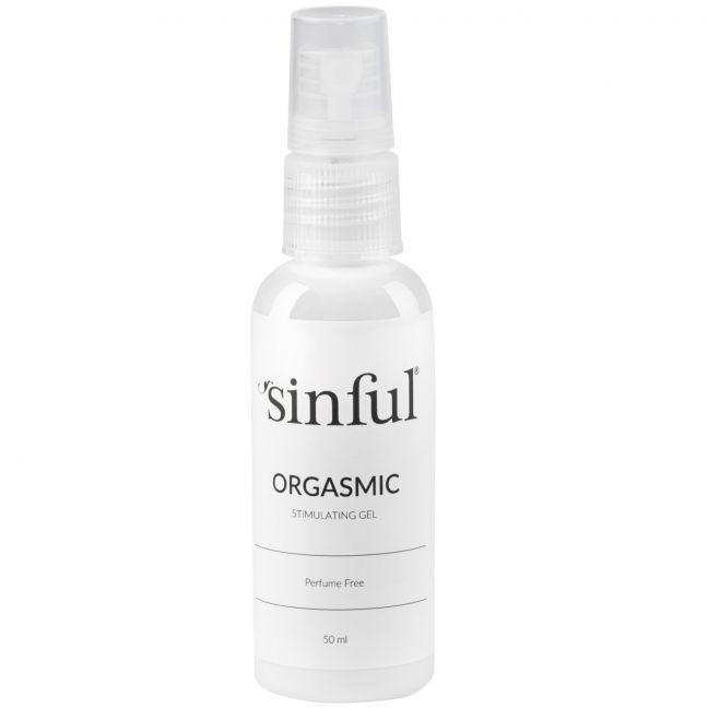 Sinful Orgasmic Stimuloiva Geeli 50 ml