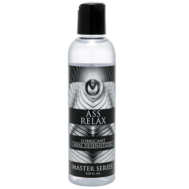Master Series Ass Relax Liukuvoide 125 ml