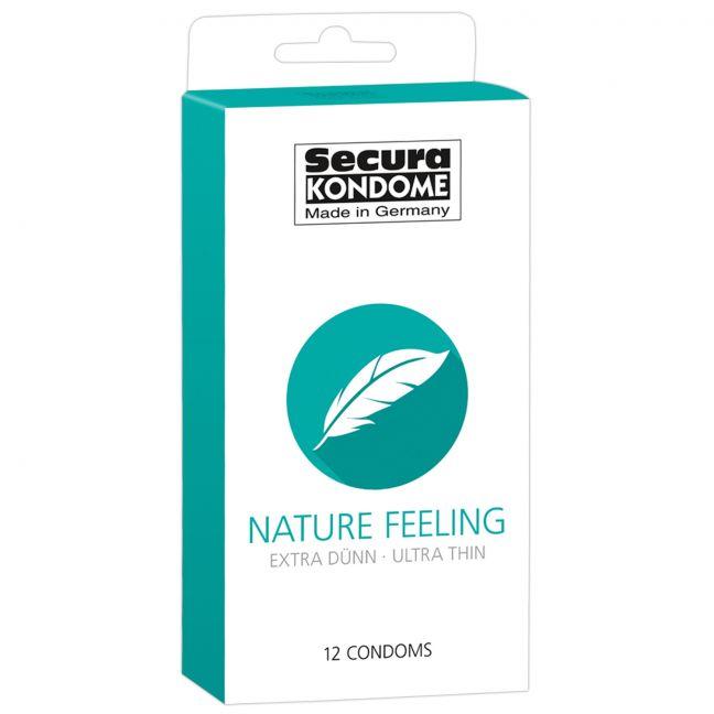 Secura Nature Feeling Kondomit 12 kpl