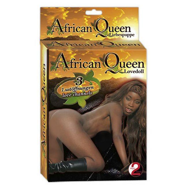 African Queen Lovedoll Pumpattava Nukke