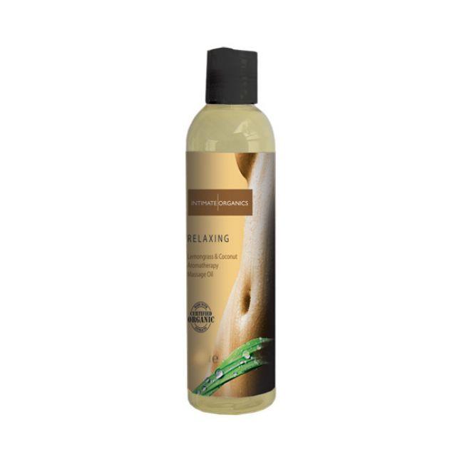 Ekologinen Hierontaöljy 60 ml