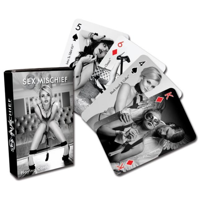 Sex & Mischief Seksipelikortit