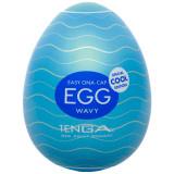 TENGA Egg Wavy Cool Edition Masturbaattori