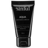 Sinful Aqua Vesipohjainen Liukuvoide 50 ml