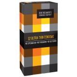 Sir Richard's Ultra Thin Kondomit 12 kpl
