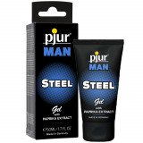Pjur Man Steel Hierontageeli 50 ml