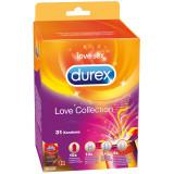 Durex Love Collection Kondomit 31 kpl