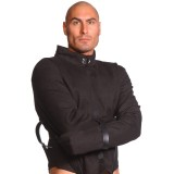 Strict Leather Straitjacket Pakkopaita