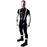 Mister B Rubber Leggings