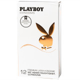 Playboy Ultra Thin Kondomit 12 kpl