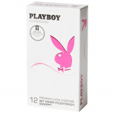 Playboy Dotted Kondomit 12 kpl