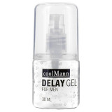 CoolMann Delay Gel Viivästysgeeli 30 ml